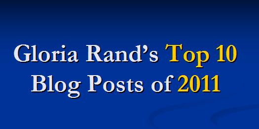 Top 10 Blog Posts 2011