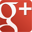 GooglePlus 128 Red