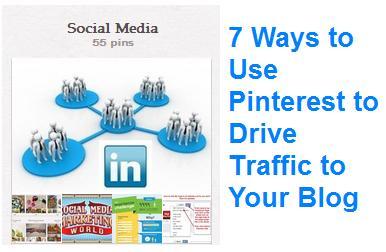 pinterest drive blog traffic
