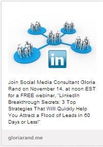 LinkedIn webinar pin