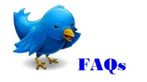 Twitter Frequently Asked Questions