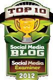 Social Media Examiner blog contest 2012