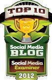 Social Media Examiner blog contest 2012