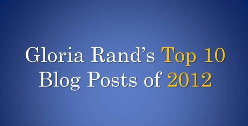 top 10 blog posts 2012