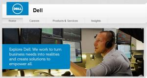 Dell LinkedIn cover